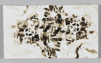 Nathan Lerner (American, 1913-1997). <em>Parts</em>, 1937. Gelatin silver photograph, Sheet: 2 1/2 x 4 1/2 in. (6.4 x 11.4 cm). Brooklyn Museum, Gift of Kiyoko Lerner, 2011.25.1. © artist or artist's estate (Photo: Brooklyn Museum, 2011.25.1_PS4.jpg)