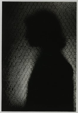 Nathan Lerner (American, 1913-1997). <em>Shadow</em>, 1943, printed later. Gelatin silver photograph mounted on board, mat: 16 7/8 x 13 7/8 in. (42.9 x 35.2 cm). Brooklyn Museum, Gift of Kiyoko Lerner, 2011.25.37. © artist or artist's estate (Photo: Brooklyn Museum, 2011.25.37_PS6.jpg)