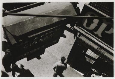 Nathan Lerner (American, 1913-1997). <em>[Untitled]</em>, 1935, printed later. Gelatin silver photograph mounted on board, mat: 16 7/8 x 14 in. (42.9 x 35.6 cm). Brooklyn Museum, Gift of Kiyoko Lerner, 2011.25.43. © artist or artist's estate (Photo: Brooklyn Museum, 2011.25.43_PS6.jpg)