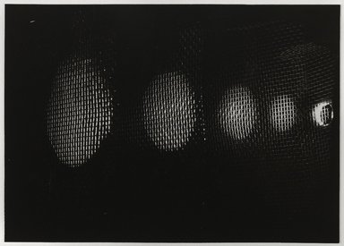 Nathan Lerner (American, 1913-1997). <em>[Untitled]</em>, 1937, printed later. Gelatin silver photograph mounted on board, mat: 16 7/8 x 14 in. (42.9 x 35.6 cm). Brooklyn Museum, Gift of Kiyoko Lerner, 2011.25.44. © artist or artist's estate (Photo: Brooklyn Museum, 2011.25.44_PS6.jpg)