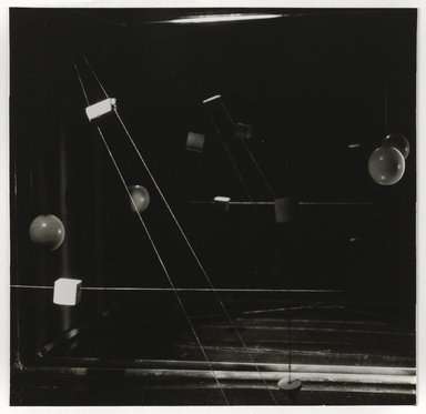 Nathan Lerner (American, 1913-1997). <em>[Untitled]</em>, 1938, printed later. Gelatin silver photograph mounted on board, mat: 16 7/8 x 14 in. (42.9 x 35.6 cm). Brooklyn Museum, Gift of Kiyoko Lerner, 2011.25.48. © artist or artist's estate (Photo: Brooklyn Museum, 2011.25.48_PS6.jpg)