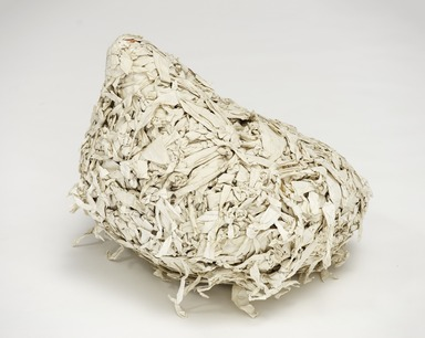 Judith Scott (American, 1943-2005). <em>Untitled</em>, 1994. Fiber and found objects, 27 x 23 x 17 in. (68.6 x 58.4 x 43.2 cm). Brooklyn Museum, Florence B. and Carl L. Selden Fund, 2015.30. © artist or artist's estate (Photo: Brooklyn Museum, Benjamin Blackwell,er, 2015.30_Benjamin_Blackwell_photograph.jpg)