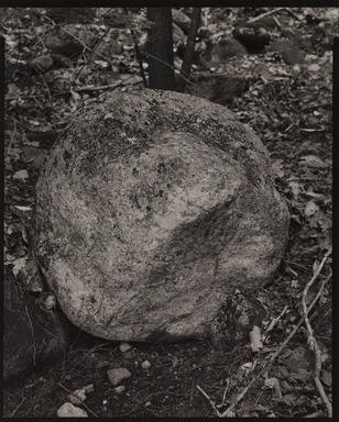 Stephen Shore (American, born 1947). <em>Keene Valley, New York</em>, 1992. Gelatin silver photograph, 10 × 8 in. (25.4 × 20.3 cm). Brooklyn Museum, Gift of The Carol and Arthur Goldberg Collection, 2016.18.13. © artist or artist's estate (Photo: , 2016.18.13_PS9.jpg)