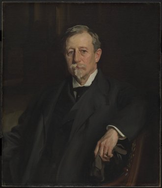 John Singer Sargent (American, born Italy, 1856-1925). <em>Aaron Augustus Healy</em>, 1907. Oil on canvas, 34 1/16 x 28 3/4 in. (86.5 x 73 cm). Brooklyn Museum, Bequest of A. Augustus Healy, 21.50 (Photo: Brooklyn Museum, 21.50_PS6.jpg)