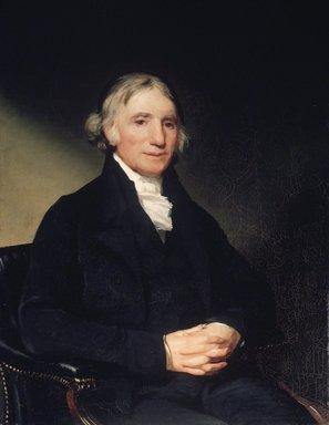 Thomas Sully (American, born England, 1783-1872). <em>Cumberland Dugan</em>, 1821. Oil on canvas, 35 13/16 x 27 15/16 in. (91 x 71 cm). Brooklyn Museum, Carll H. de Silver Fund, 21.56 (Photo: Brooklyn Museum, 21.56.jpg)