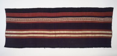 Aymara. <em>Skirt</em>, 18th century. Camelid fiber, 31 x 86 in. (78.7 x 218.4 cm). Brooklyn Museum, Alfred T. White Fund, 30.1165.5. Creative Commons-BY (Photo: Brooklyn Museum, 30.1165.5.jpg)
