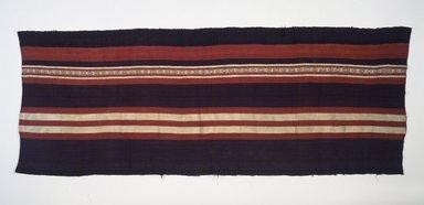Aymara. <em>Skirt</em>, 18th century. Camelid fiber, 31 x 86 in. (78.7 x 218.4 cm). Brooklyn Museum, Alfred T. White Fund, 30.1165.5. Creative Commons-BY (Photo: Brooklyn Museum, 30.1165.5.jpg)