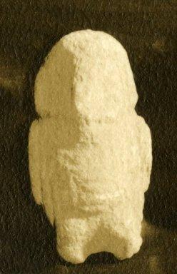 <em>Figure of a Bird</em>. Volcanic Stone, 8 3/4 x 5 x 5 in. (22.2 x 12.7 x 12.7 cm). Brooklyn Museum, Alfred W. Jenkins Fund, 34.5131. Creative Commons-BY (Photo: Brooklyn Museum, 34.5131_print.jpg)