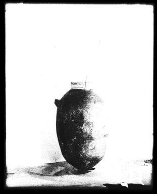 <em>Large Jar</em>, 664-30 B.C.E. Clay Brooklyn Museum, Charles Edwin Wilbour Fund, 37.1605E. Creative Commons-BY (Photo: Brooklyn Museum, 37.1605E_NegA_SL4.jpg)