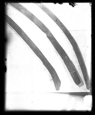 <em>Shaft and Pieces of Wood</em>, ca. 1539-1075 B.C.E. Wood Brooklyn Museum, Charles Edwin Wilbour Fund, 37.1938Ea-f. Creative Commons-BY (Photo: Brooklyn Museum, 37.1938Ea-f_NegB_SL4.jpg)