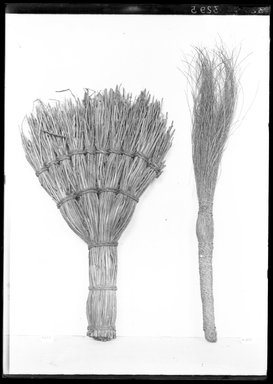 <em>Broom</em>. Grass Brooklyn Museum, Charles Edwin Wilbour Fund, 37.1929E. Creative Commons-BY (Photo: , 37.273E_37.1929E_GrpA_SL4.jpg)