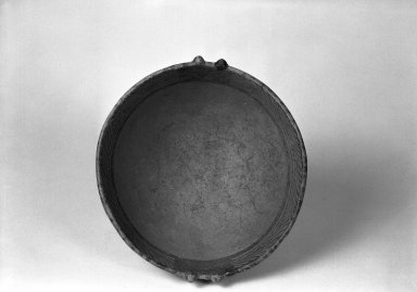 <em>Cup</em>. Clay Brooklyn Museum, Museum Expedition 1938, Dick S. Ramsay Fund, 38.610. Creative Commons-BY (Photo: Brooklyn Museum, 38.610_acetate_bw.jpg)
