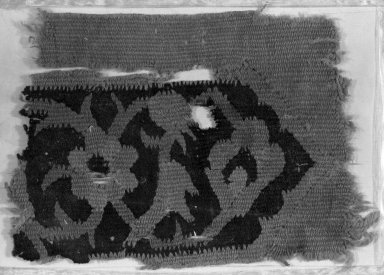 <em>Turkish Kilim Fragment, 16th-17th century</em>, 16th-17th century. Warp: buff clored brown wool, z2S