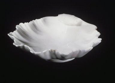 American. <em>Bonbon Dish</em>. Porcelain Brooklyn Museum, Gift of Arthur W. Clement, 43.128.61. Creative Commons-BY (Photo: Brooklyn Museum, 43.128.61.jpg)