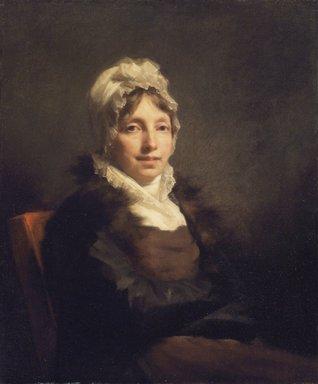 Sir Henry Raeburn (Scottish, 1756-1823). <em>Ann Fraser, Mrs. Alexander Fraser Tytler</em>, ca. 1804. Oil on canvas, 30 1/4 x 25in. (76.8 x 63.5cm). Brooklyn Museum, Gift of Mrs. Arthur Lehman, 53.141 (Photo: Brooklyn Museum, 53.141.jpg)