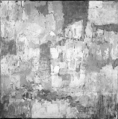 John Edward Heliker (American, 1909-2000). <em>Delphi</em>, 1959. Oil on canvas, 47 x 46 1/2 in. (119.4 x 118.1 cm). Brooklyn Museum, Gift of the Ford Foundation, 60.14. © artist or artist's estate (Photo: Brooklyn Museum, 60.14_acetate_bw.jpg)
