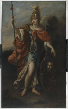 Jacob Huysmans (Flemish, ca. 1630-1696). <em>Frances Stuart, Duchess of Richmond</em>, mid 1660's. Oil on canvas, 77 3/4 × 46 3/8 in., 161 lb. (197.5 × 117.8 cm). Brooklyn Museum, Gift of Mrs. George C. Goodwin, 62.52 (Photo: Brooklyn Museum, 62.52_PS6.jpg)