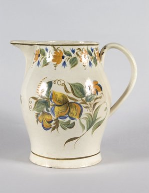 <em>Pitcher</em>., 8 x 4 7/8 in. (20.3 x 12.4 cm). Brooklyn Museum, Gift of Mrs. Ben P. Grant in memory of Dr. and Mrs. Henry Fleming Payne, 72.184.8. Creative Commons-BY (Photo: Brooklyn Museum, 72.184.8_PS5.jpg)