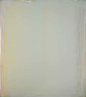 David Diao (American, born in China, 1943). <em>Untitled, 1971</em>, 1971. Acrylic on canvas, 68 x 60 in. (172.7 x 152.4 cm). Brooklyn Museum, Gift of Paul F. Walter, 76.196.1. © artist or artist's estate (Photo: , 76.196.1_front_PS9.jpg)