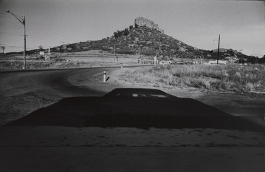 Garry Winogrand (American, 1928-1984). <em>Castle Rock, Colorado</em>, 1960, printed 1978. Gelatin silver photograph, Sheet: 10 15/16 x 13 7/8 in. (27.8 x 35.2 cm). Brooklyn Museum, Gift of Donald T. Johnson, 82.200.3. © artist or artist's estate (Photo: , 82.200.3_PS9.jpg)