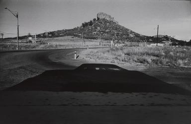 Garry Winogrand (American, 1928-1984). <em>Castle Rock, Colorado</em>, 1960, printed 1978. Gelatin silver photograph, Sheet: 10 15/16 x 13 7/8 in. (27.8 x 35.2 cm). Brooklyn Museum, Gift of Donald T. Johnson, 82.200.3. © artist or artist's estate (Photo: , 82.200.3_PS9.jpg)