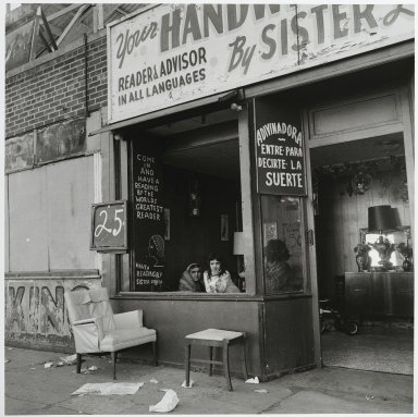 "Stephen Salmieri (American, born 1945). <em>""Coney Island,""</em> 1969. Gelatin silver photograph Brooklyn Museum, Gift of Edward Klein, 82.201.32. © artist or artist's estate (Photo: Brooklyn Museum, 82.201.32_PS2.jpg)"