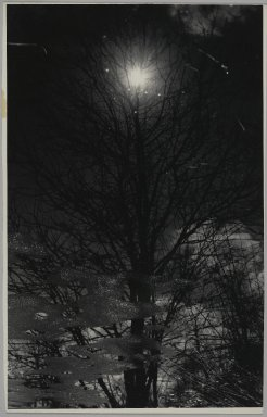 Consuelo Kanaga (American, 1894-1978). <em>[Untitled]</em>. Gelatin silver photograph, 11 x 7 1/8 in. (27.9 x 18.1 cm). Brooklyn Museum, Gift of Wallace B. Putnam from the Estate of Consuelo Kanaga, 82.65.117 (Photo: Brooklyn Museum, 82.65.117_PS2.jpg)