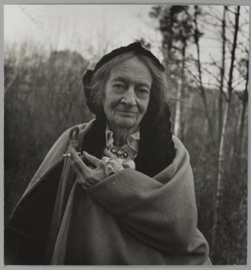 Consuelo Kanaga (American, 1894-1978). <em>[Untitled] (Amy Murray)</em>. Gelatin silver photograph, 11 1/4 x 10 5/8 in. (28.6 x 27 cm). Brooklyn Museum, Gift of Wallace B. Putnam from the Estate of Consuelo Kanaga, 82.65.132 (Photo: Brooklyn Museum, 82.65.132_PS1.jpg)
