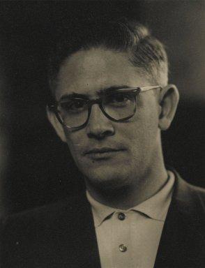 Consuelo Kanaga (American, 1894-1978). <em>[Untitled] (Ivan Tentahoff)</em>. Gelatin silver photograph, 4 7/8 x 3 3/4 in. (12.4 x 9.5 cm). Brooklyn Museum, Gift of Wallace B. Putnam from the Estate of Consuelo Kanaga, 82.65.15 (Photo: Brooklyn Museum, 82.65.15_PS2.jpg)