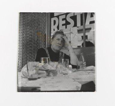Consuelo Kanaga (American, 1894-1978). <em></em>. Gelatin silver photograph, 2 1/4 x 2 1/4 in. (5.7 x 5.7 cm). Brooklyn Museum, Gift of Wallace B. Putnam from the Estate of Consuelo Kanaga, 82.65.189 (Photo: Brooklyn Museum, 82.65.189_PS2.jpg)