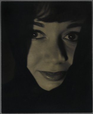 Consuelo Kanaga (American, 1894-1978). <em>[Untitled] (Jessie Wilkinson)</em>. Gelatin silver photograph, 8 3/4 x 7 1/8 in. (22.2 x 18.1 cm). Brooklyn Museum, Gift of Wallace B. Putnam from the Estate of Consuelo Kanaga, 82.65.19 (Photo: Brooklyn Museum, 82.65.19_PS2.jpg)