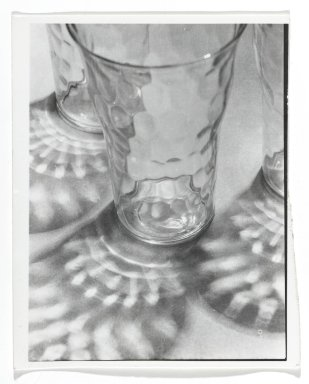 Consuelo Kanaga (American, 1894-1978). <em>[Untitled] (Light Through Glass)</em>. Gelatin silver photograph, Other: 5 1/8 x 4 in. (13 x 10.2 cm). Brooklyn Museum, Gift of Wallace B. Putnam from the Estate of Consuelo Kanaga, 82.65.279 (Photo: Brooklyn Museum, 82.65.279_PS2.jpg)