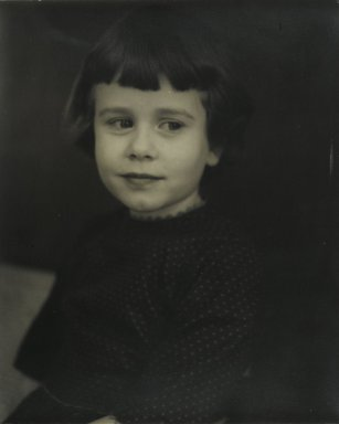 Consuelo Kanaga (American, 1894-1978). <em>[Untitled] (Margaret Jones)</em>. Gelatin silver photograph, 9 5/8 x 7 3/4 in. (24.4 x 19.7 cm). Brooklyn Museum, Gift of Wallace B. Putnam from the Estate of Consuelo Kanaga, 82.65.36 (Photo: Brooklyn Museum, 82.65.36_PS2.jpg)