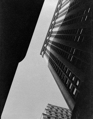Consuelo Kanaga (American, 1894-1978). <em>[Untitled]</em>. Negative, 3 x 4 in. (7.6 x 10.2 cm). Brooklyn Museum, Gift of Wallace B. Putnam from the Estate of Consuelo Kanaga, 82.65.622 (Photo: Brooklyn Museum, 82.65.622_SL1.jpg)