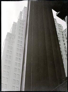 Consuelo Kanaga (American, 1894-1978). <em>[Untitled]</em>. Negative, 3 x 4 in. (7.6 x 10.2 cm). Brooklyn Museum, Gift of Wallace B. Putnam from the Estate of Consuelo Kanaga, 82.65.638 (Photo: Brooklyn Museum, 82.65.638_SL3.jpg)