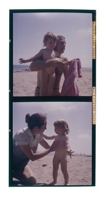 Consuelo Kanaga (American, 1894-1978). <em>[Untitled]</em>. Negative, 2 1/4 x 2 1/4 in. (5.7 x 5.7 cm). Brooklyn Museum, Gift of Wallace B. Putnam from the Estate of Consuelo Kanaga, 82.65.652 (Photo: Brooklyn Museum, 82.65.652.jpg)