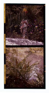 Consuelo Kanaga (American, 1894-1978). <em>[Untitled]</em>. Negative, 2 1/4 x 2 1/4 in. (5.7 x 5.7 cm). Brooklyn Museum, Gift of Wallace B. Putnam from the Estate of Consuelo Kanaga, 82.65.656 (Photo: Brooklyn Museum, 82.65.656.jpg)