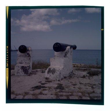Consuelo Kanaga (American, 1894-1978). <em>[Untitled]</em>. Negative, 2 1/4 x 2 1/4 in. (5.7 x 5.7 cm). Brooklyn Museum, Gift of Wallace B. Putnam from the Estate of Consuelo Kanaga, 82.65.668 (Photo: Brooklyn Museum, 82.65.668_detail1.jpg)