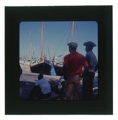Consuelo Kanaga (American, 1894-1978). <em>[Untitled]</em>. Negative, 2 1/4 x 2 1/4 in. (5.7 x 5.7 cm). Brooklyn Museum, Gift of Wallace B. Putnam from the Estate of Consuelo Kanaga, 82.65.677 (Photo: Brooklyn Museum, 82.65.677.jpg)