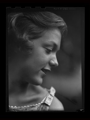 Consuelo Kanaga (American, 1894-1978). <em>[Untitled]</em>. Negative, 3 1/8 x 4 1/4 in. (7.9 x 10.8 cm). Brooklyn Museum, Gift of Wallace B. Putnam from the Estate of Consuelo Kanaga, 82.65.699 (Photo: Brooklyn Museum, 82.65.699.jpg)