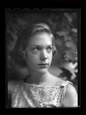 Consuelo Kanaga (American, 1894-1978). <em>[Untitled]</em>. Negative, 3 1/8 x 4 1/4 in. (7.9 x 10.8 cm). Brooklyn Museum, Gift of Wallace B. Putnam from the Estate of Consuelo Kanaga, 82.65.701 (Photo: Brooklyn Museum, 82.65.701.jpg)