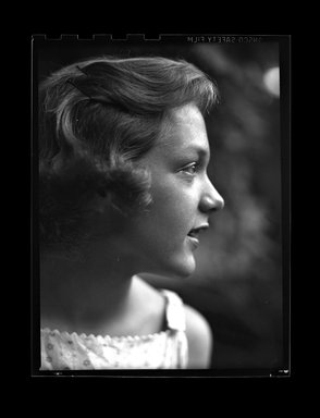 Consuelo Kanaga (American, 1894-1978). <em>[Untitled]</em>. Negative, 3 1/8 x 4 1/4 in. (7.9 x 10.8 cm). Brooklyn Museum, Gift of Wallace B. Putnam from the Estate of Consuelo Kanaga, 82.65.702 (Photo: Brooklyn Museum, 82.65.702.jpg)