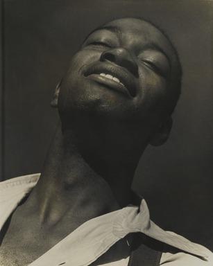 Consuelo Kanaga (American, 1894-1978). <em>[Untitled] (Kenneth Spenser)</em>. Gelatin silver photograph, 9 7/8 x 7 3/4 in. (25.1 x 19.7 cm). Brooklyn Museum, Gift of Wallace B. Putnam from the Estate of Consuelo Kanaga, 82.65.96 (Photo: Brooklyn Museum, 82.65.96_PS2_edited.jpg)