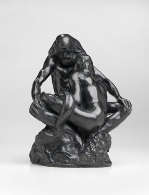 Auguste Rodin (French, 1840-1917). <em>Glaucus</em>, before 1891, cast 1972. Bronze, 7 7/8 x 6 1/8 x 4 7/8 in.  (20.0 x 15.6 x 12.4 cm). Brooklyn Museum, Gift of the Iris and B. Gerald Cantor Foundation, 84.75.5. Creative Commons-BY (Photo: Brooklyn Museum, 84.75.5_front_PS2.jpg)