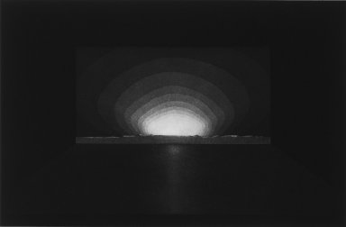 James Turrell (American, born 1943). <em>[Untitled]</em>, 1984. Aquatint on paper, sheet: 21 1/8 x 27 in. (53.7 x 68.6 cm). Brooklyn Museum, Designated Purchase Fund, 85.30.2. © artist or artist's estate (Photo: Brooklyn Museum, 85.30.2.jpg)