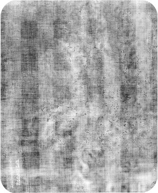 Eugène Delacroix (French, 1798-1863). <em>The Disciples at Emmaus, or The Pilgrims at Emmaus (Les disciples d'Emmaüs, ou Les pèlerins d'Emmaüs)</em>, 1853. Oil on canvas, 21 3/4 x 18 1/2 in. (55.2 x 47 cm). Brooklyn Museum, Gift of Mrs. Watson B. Dickerman, 50.106 (Photo: Brooklyn Museum, CONS.50.106_1962_xrs_view1.jpg)