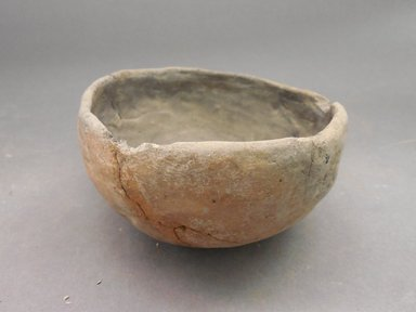 Ancient Pueblo (Anasazi). <em>Small Redware Bowl</em>. Clay, 2 1/4 x 4 3/4 in. (5. x 12.1 cm). Brooklyn Museum, Gift of Charles A. Schieren, 01.1538.1783. Creative Commons-BY (Photo: Brooklyn Museum, CUR.01.1538.1783.jpg)