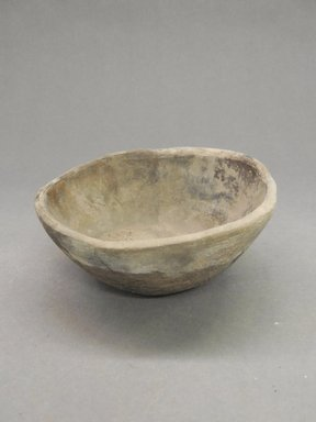Ancient Pueblo (Anasazi). <em>Bowl</em>. Clay, slip, 2 1/4 x 12 7/8 in. (5.7 x 32.7 cm). Brooklyn Museum, Riggs Pueblo Pottery Fund, 02.257.2316. Creative Commons-BY (Photo: Brooklyn Museum, CUR.02.257.2316.jpg)