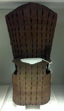 Kiribati. <em>Armor</em>. Coconut fiber, 38 9/16 × 20 1/2 in. (98 × 52 cm). Brooklyn Museum, Gift of George C. Brackett and Robert B. Woodward, 02.258.2665. Creative Commons-BY (Photo: , CUR.02.258.2665.jpg)