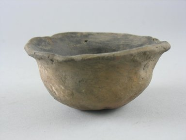 Navajo. <em>Bowl or Cup (Tetsa)</em>. Brooklyn Museum, Museum Expedition 1903, Museum Collection Fund, 03.325.3789. Creative Commons-BY (Photo: Brooklyn Museum, CUR.03.325.3789.jpg)